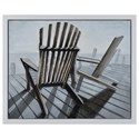Crestview Collection Prints and Paintings Relax - Item Number: CVTOP2255