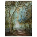 Crestview Collection Prints and Paintings Peaceful Path - Item Number: CVTOP2280