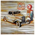 Crestview Collection Prints and Paintings Crusier 2 - Item Number: CVTOP2291