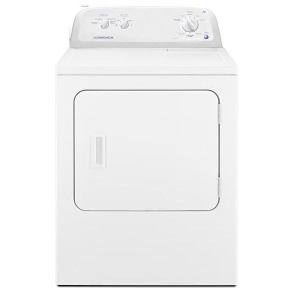 Crosley Electric Dryers 6.5 Cu. Ft. Front-Load Electric Dryer - Item Number: VED6505GW
