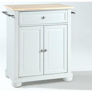 Crosley Furniture Alexandria Portable Kitchen Island