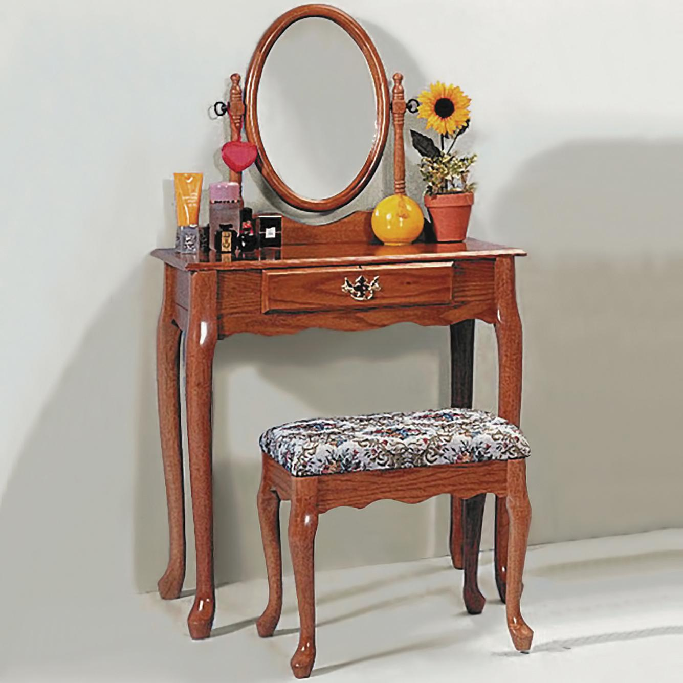 Vanity Table & Stool