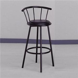 Crown Mark 4077 Swivel Stool