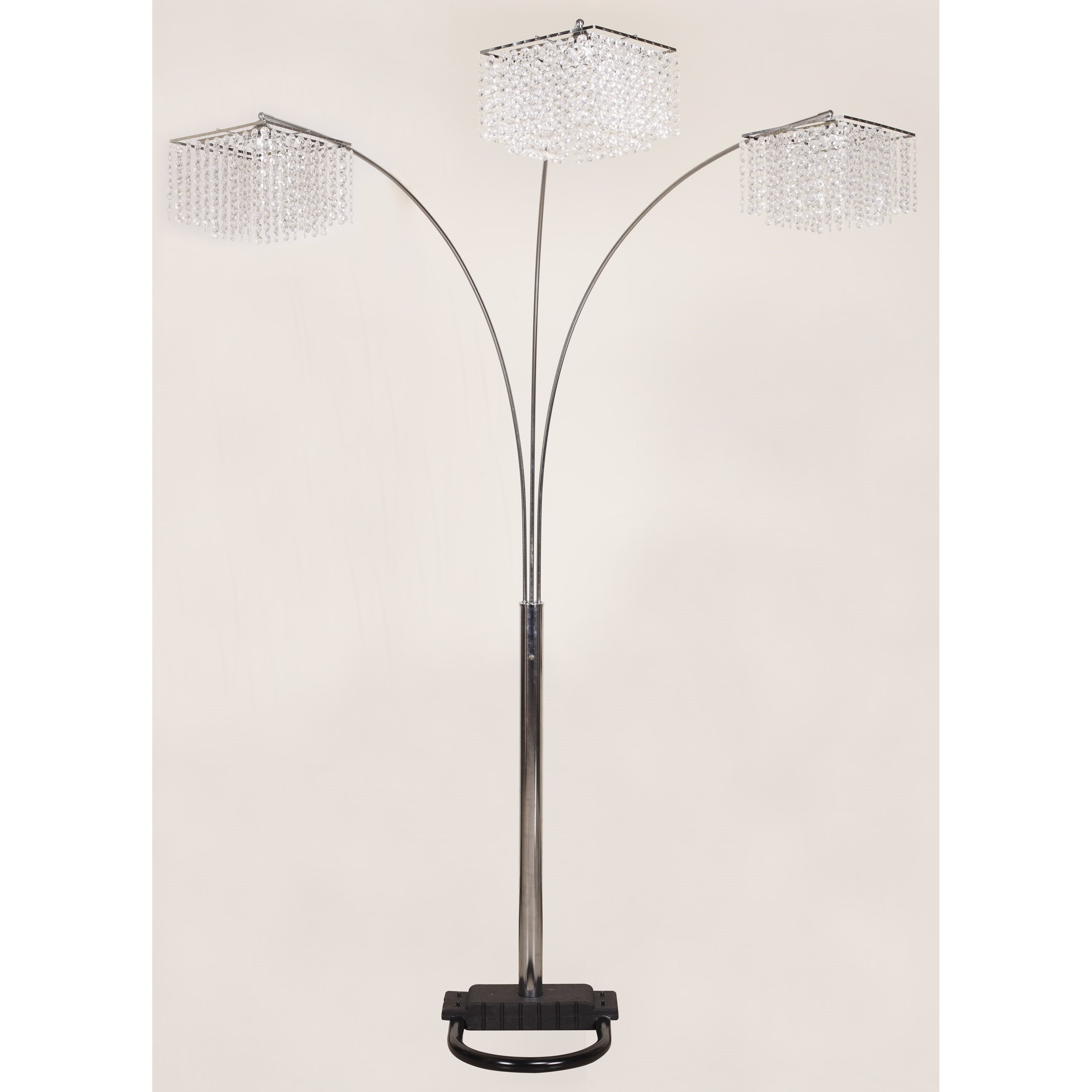 6213 Floor Lamp by Crown Mark Furniture at Del Sol Furniture