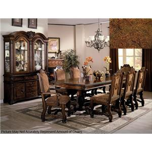 Crown Mark Neo Renaissance 7 PC Dining