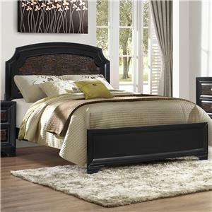 Crown Mark Andros King Bed