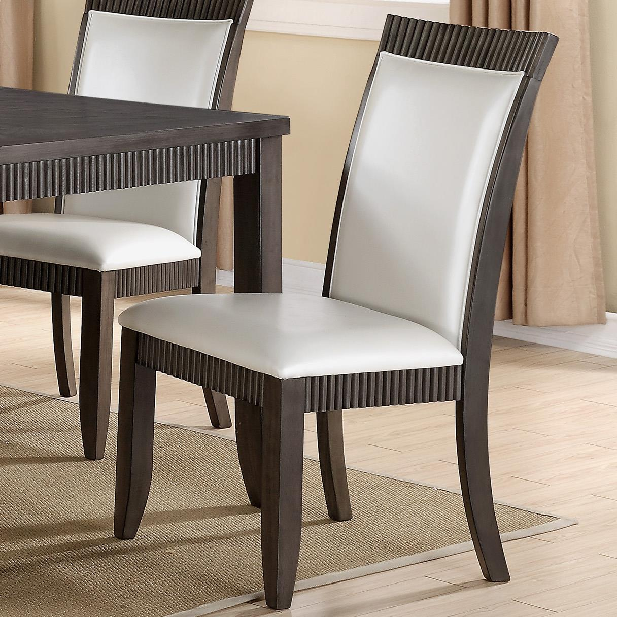 Crown Mark Ariana Side Chair - Item Number: 2368S