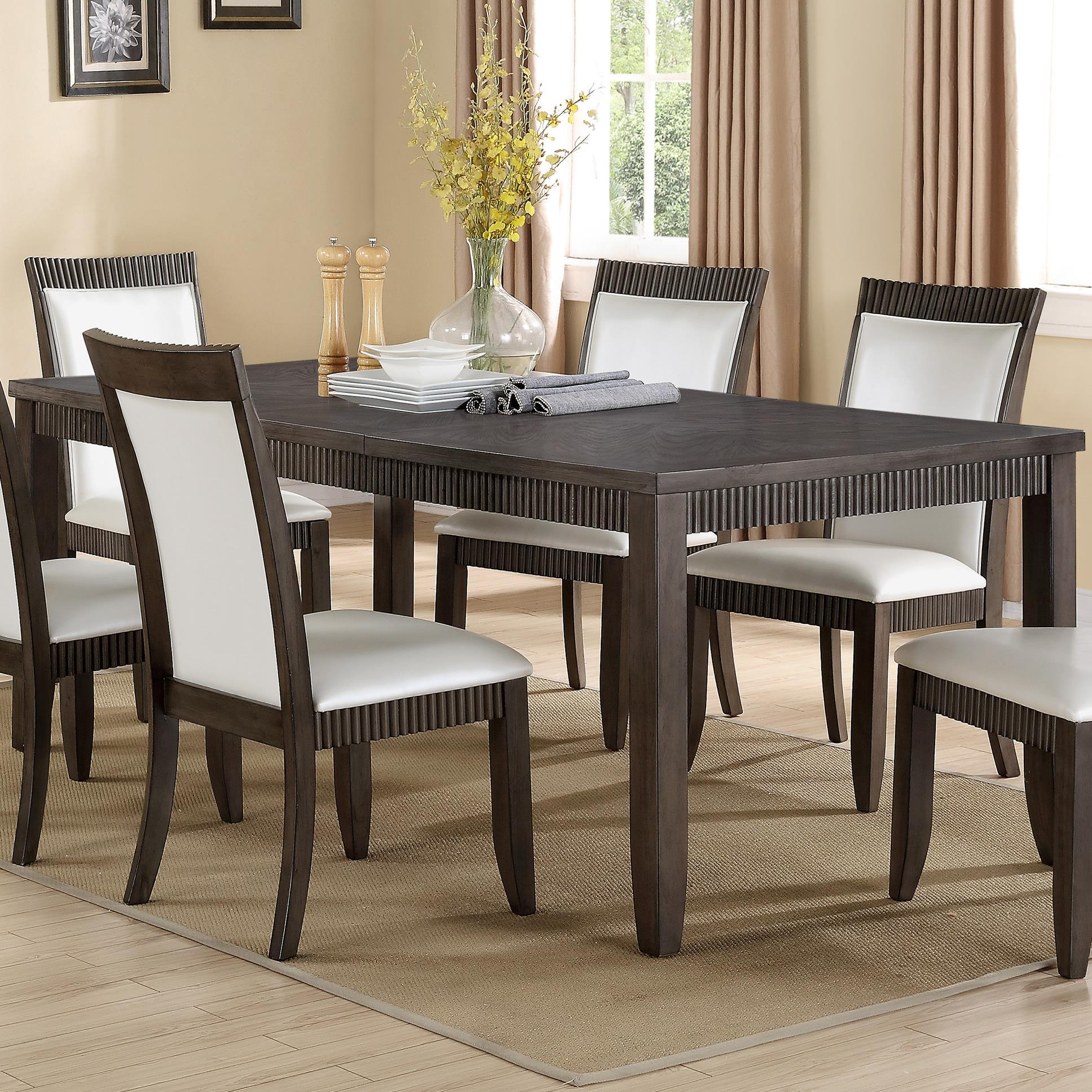 Crown Mark Ariana Dining Table - Item Number: 2368T-4278