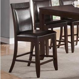 Crown Mark Ariana Espresso Counter Height Chair - Item Number: 2768S-24-ESP