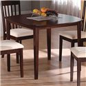 Crown Mark Ashland Square Kitchen Table - Item Number: 1083-ESP-N