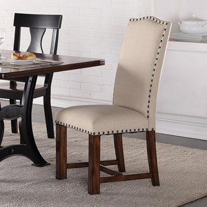 Crown Mark Astor Upholstered Chair