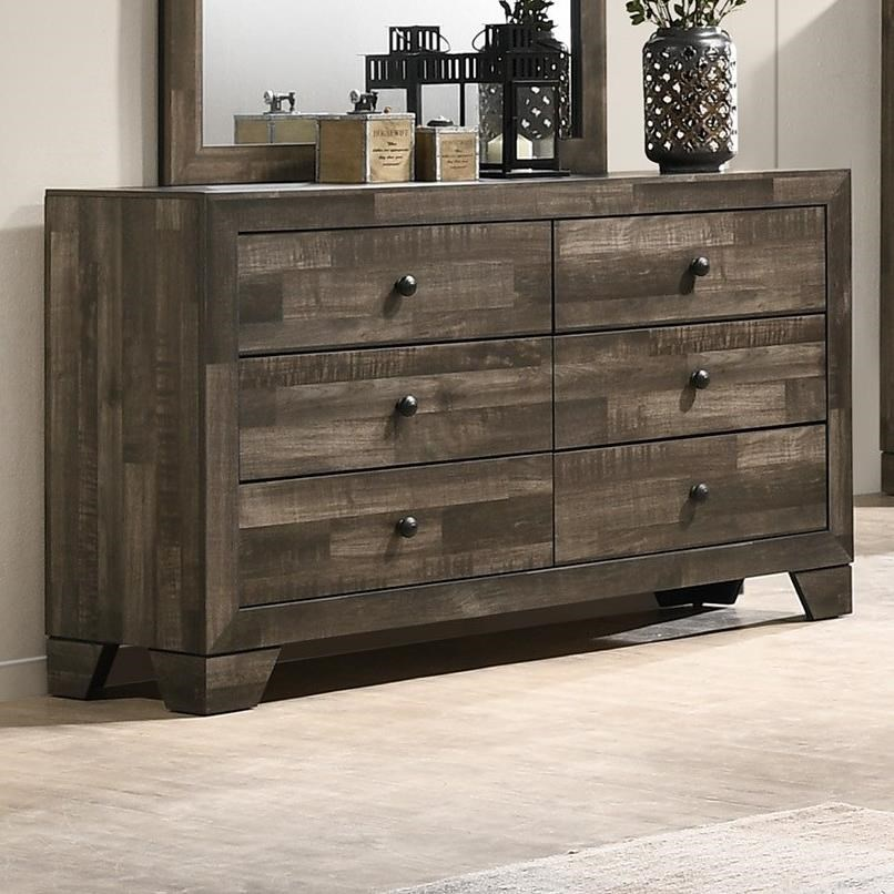Atticus Dresser by Crown Mark at Darvin Furniture