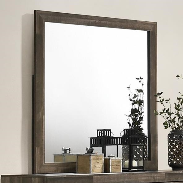 Atticus Mirror by Crown Mark at Darvin Furniture