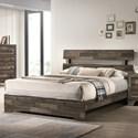 Crown Mark Atticus King Bed - Item Number: B6980-K-BED