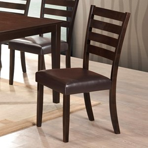 Crown Mark Aubery Dining Side Chair