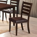Crown Mark Aubery Dining Side Chair - Item Number: 2340S