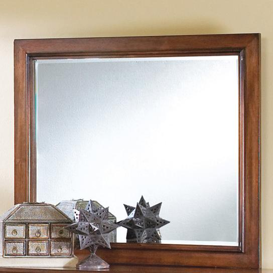 Crown Mark Augusta Landscape Dresser Mirror - Item Number: B7801-1