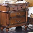 Crown Mark Augusta Night Stand - Item Number: B7802