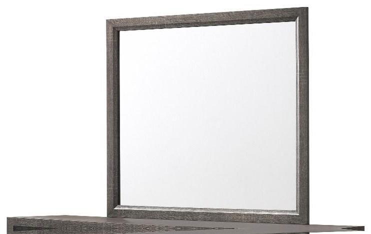 CM B4620 Akerson Grey Mirror Akerson Grey - Item Number: B4620