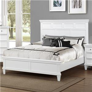 Crown Mark Hannah Twin Bed