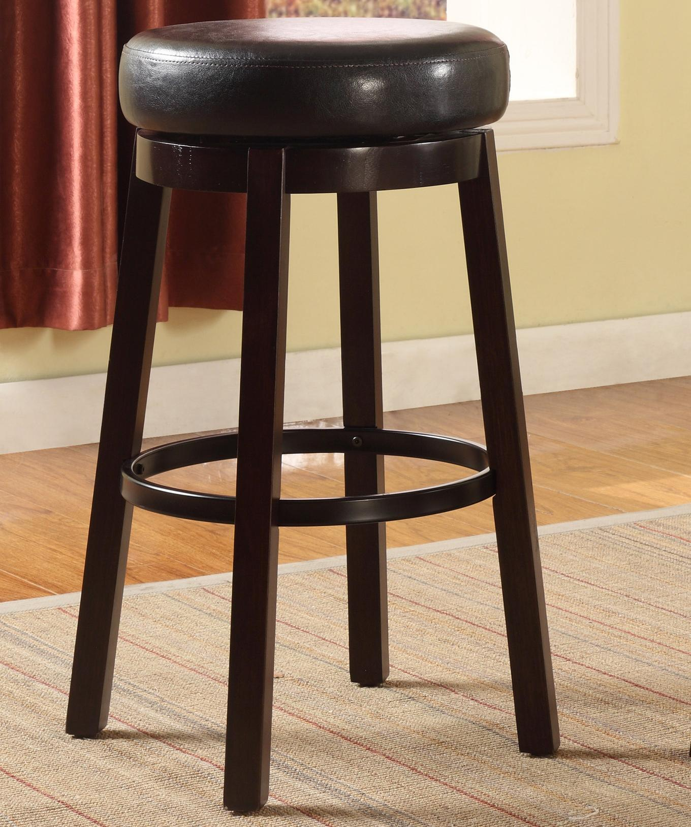 Crown Mark Bar Stools High Swivel Stool - Item Number: 2994S-29-ESP