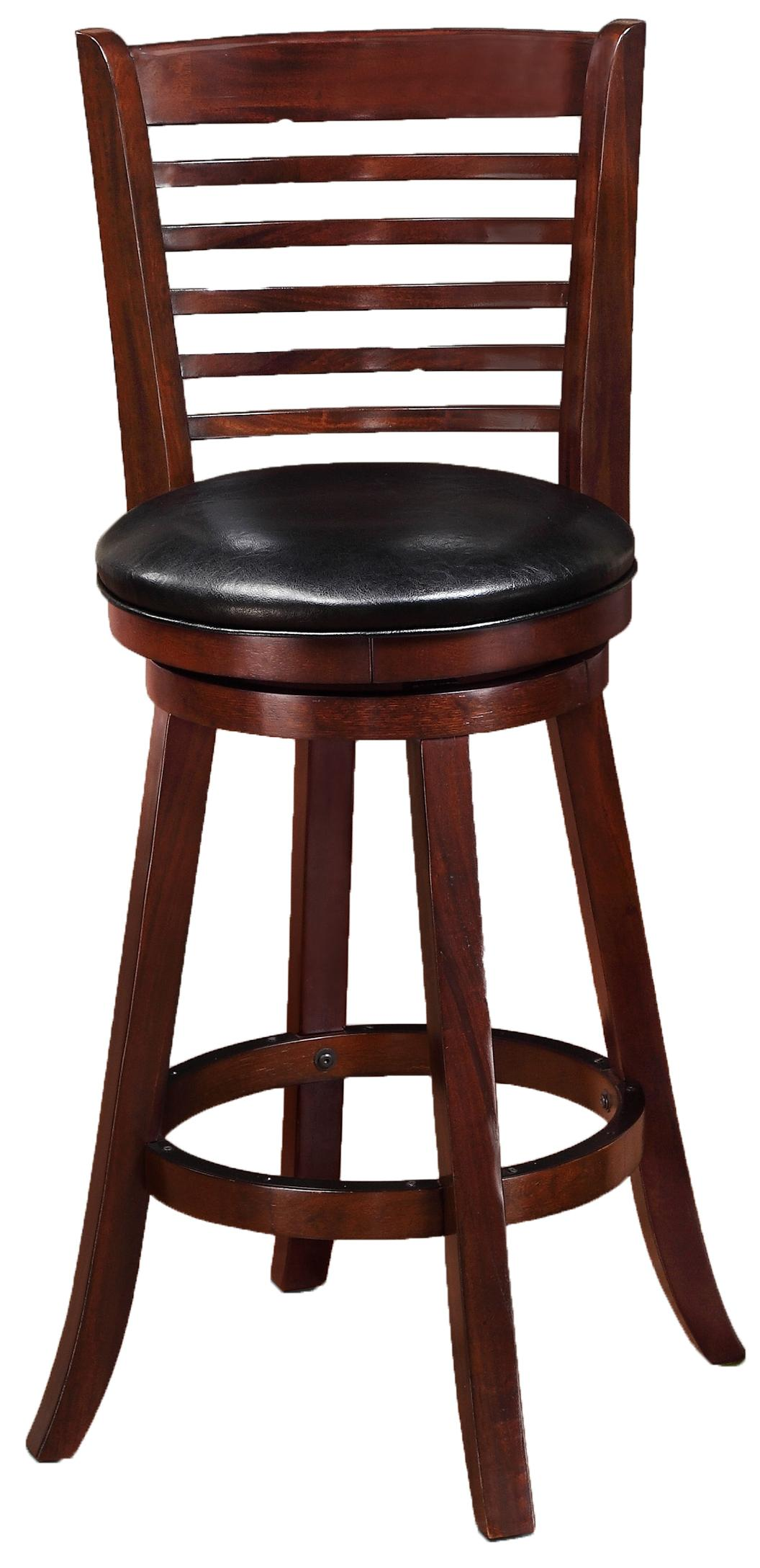 Crown Mark Bar Stools High Swivel Chair - Item Number: 2996C-29