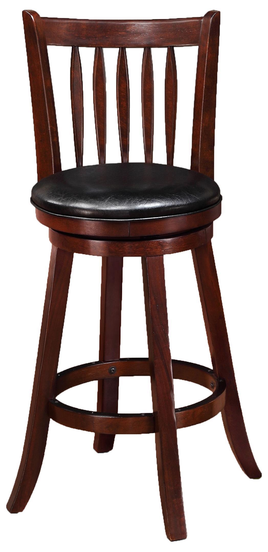 Crown Mark Bar Stools High Swivel Chair - Item Number: 2997C-29