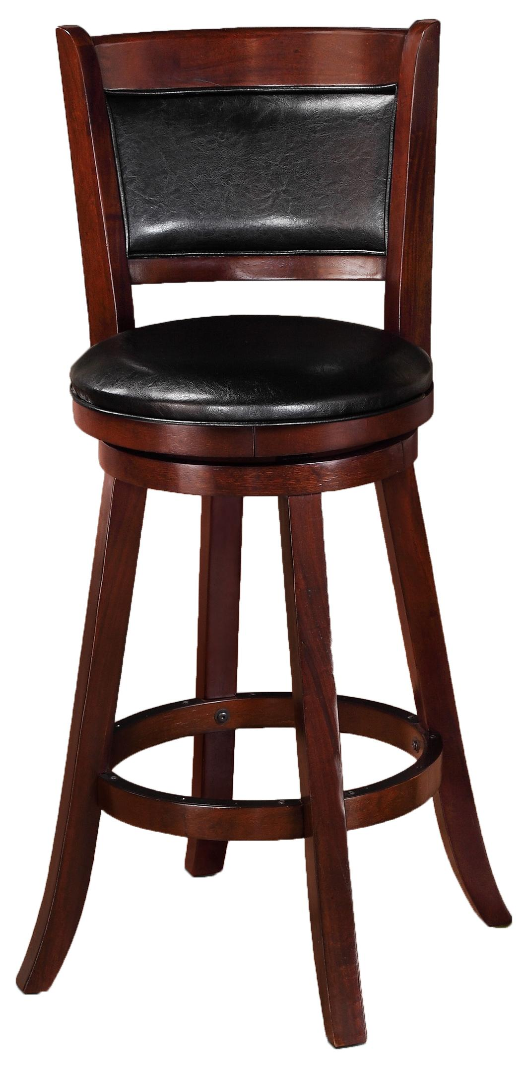 Crown Mark Bar Stools High Swivel Chair - Item Number: 2998C-29
