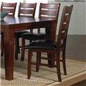Crown Mark Bardstown Side Chair - Item Number: 2152S
