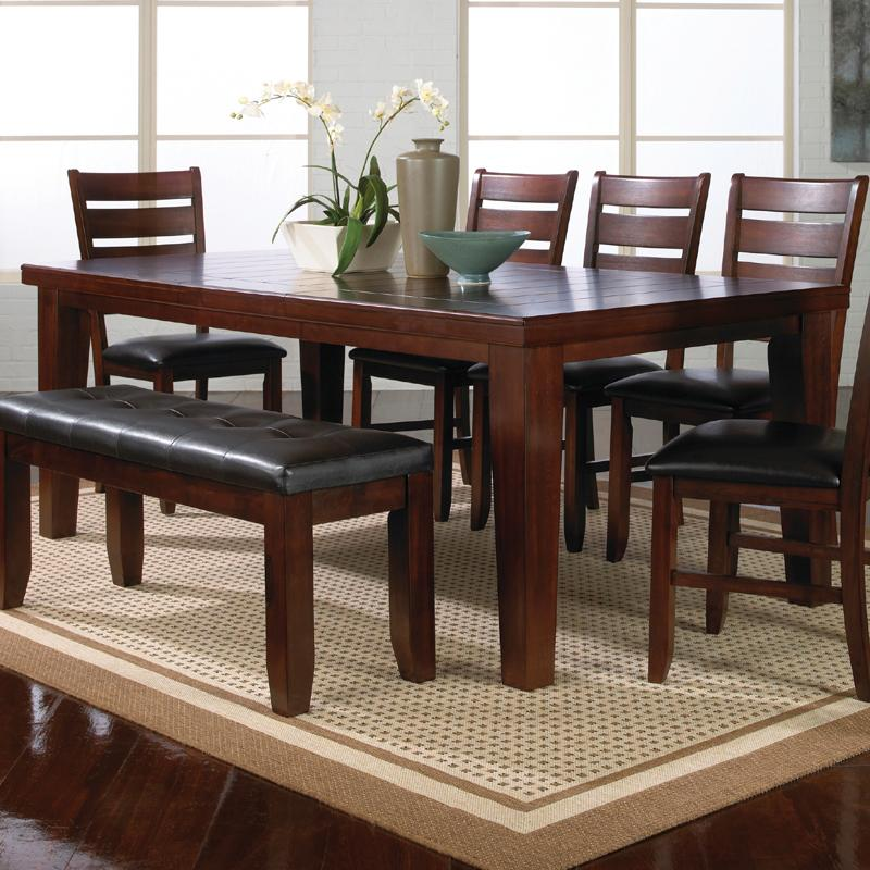 Crown Mark Bardstown Dining Table - Item Number: 2152T-4282