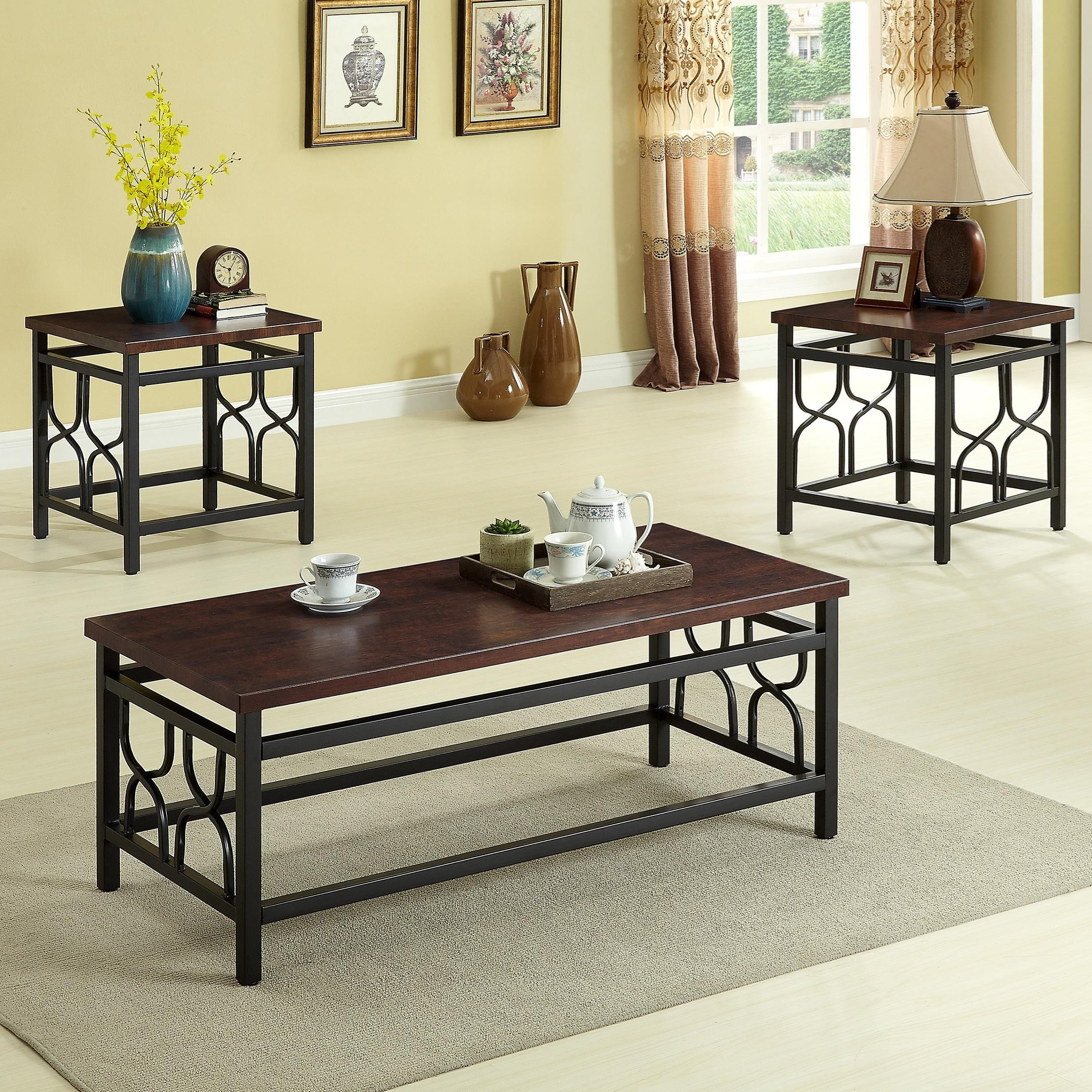 Benjamin Accent Accent Table Group by Crown Mark at Northeast Factory Direct