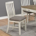 Crown Mark Nina Dining Chair - Item Number: 2217S