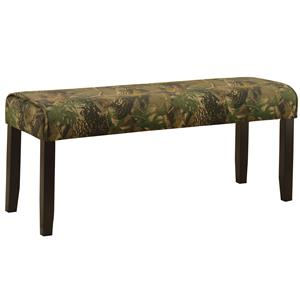 Crown Mark Browning Accent Bench