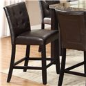 Crown Mark Bruce Counter Height Stool - Item Number: 2767S-24