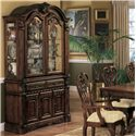 Crown Mark Brussels Buffet and Hutch - Item Number: 2470-B+H