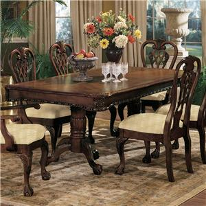 Crown Mark Brussels Dining Table