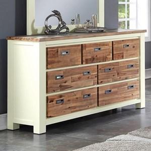 Crown Mark Buckley Dresser
