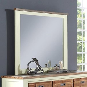 Crown Mark Buckley Dresser Mirror