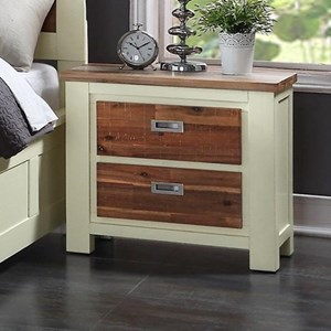 Crown Mark Buckley Night Stand