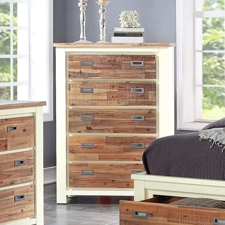 Crown Mark Buckley Chest of Drawers - Item Number: B1200-4