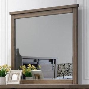 Crown Mark Calhoun Mirror