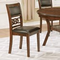Crown Mark Cally Side Chair - Item Number: 2216S