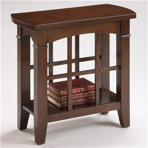 Crown Mark Camino Chairside Table