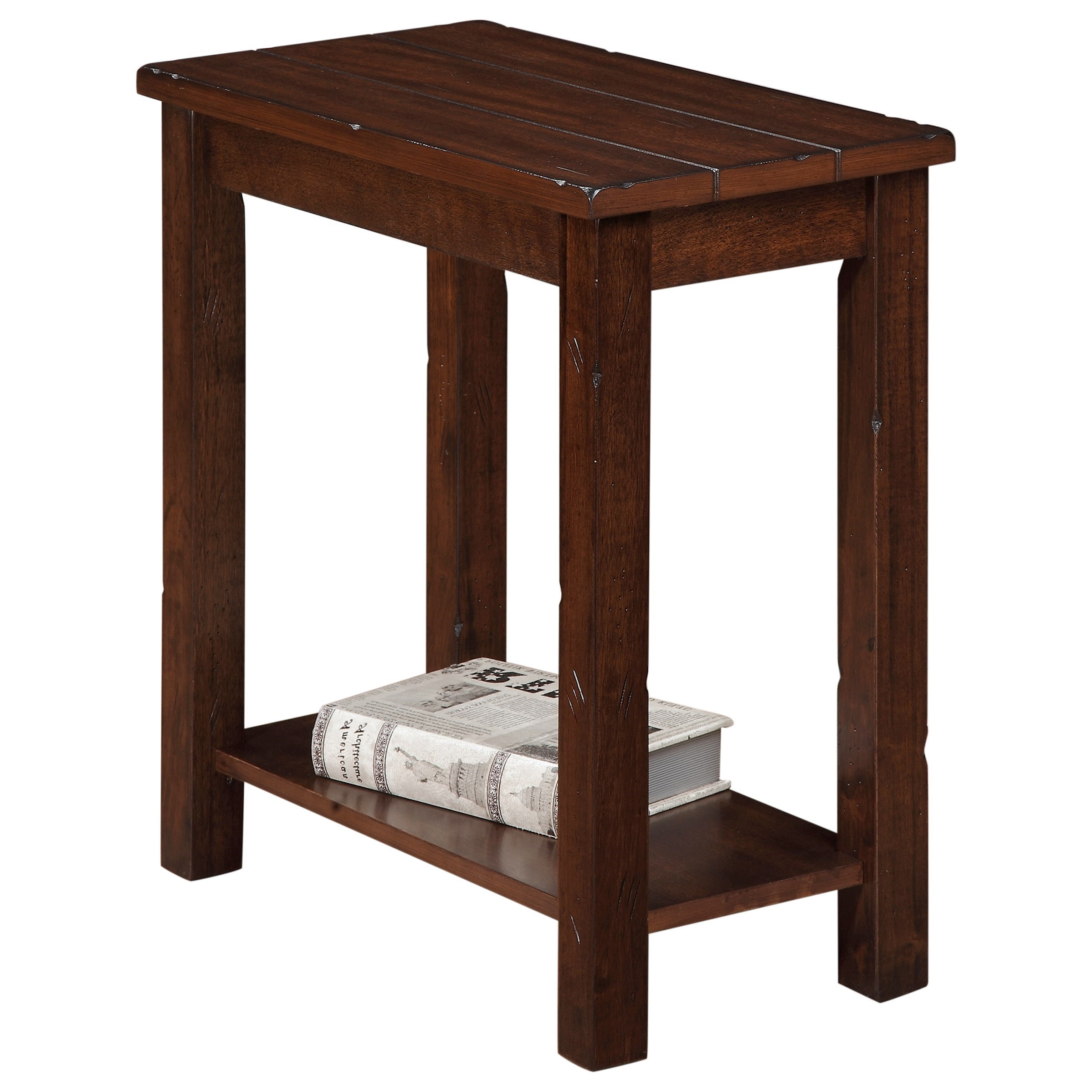 Crown Mark Chairside Tables Quinn Chairside Table - Item Number: 7164