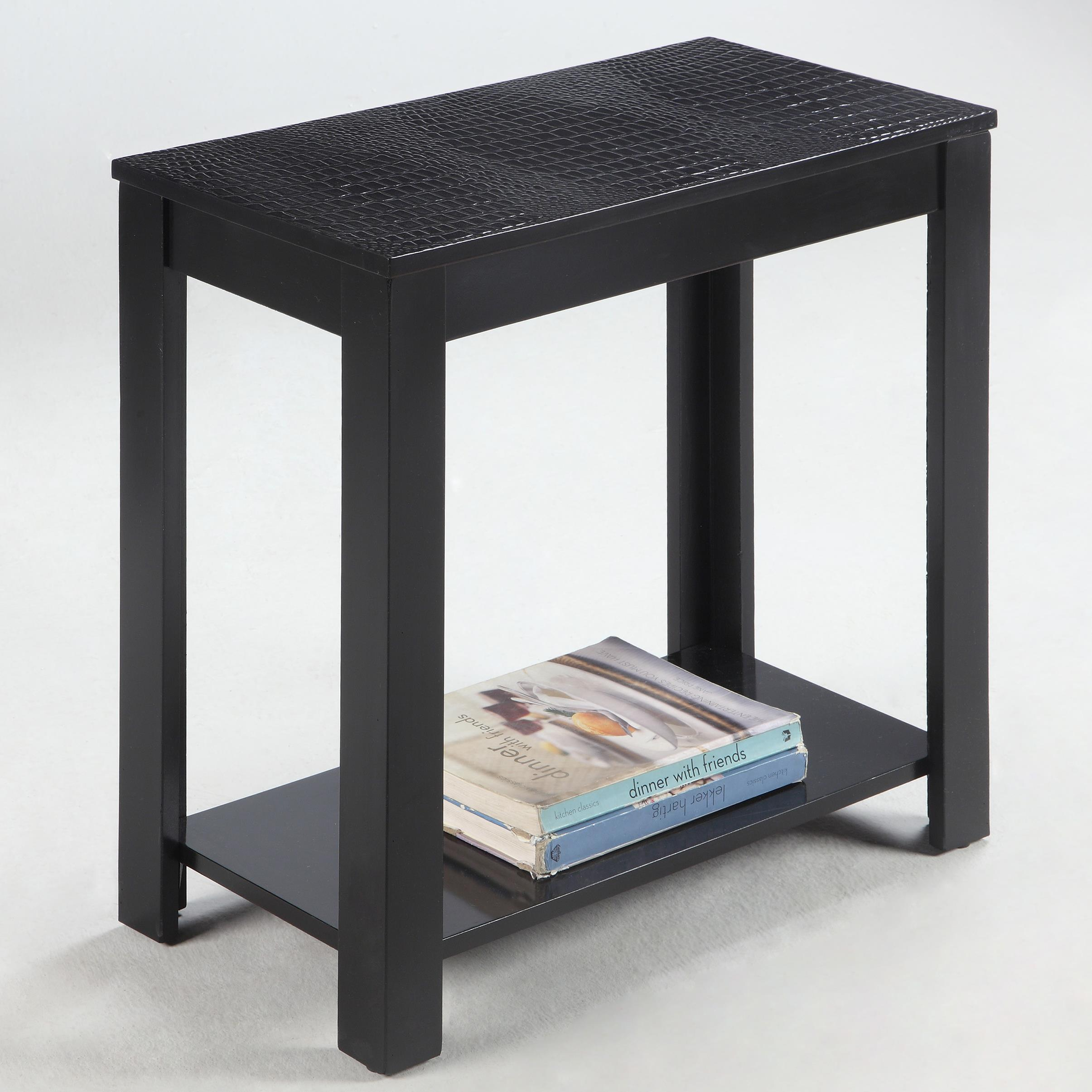 Crown Mark Chairside Tables Chairside Table - Item Number: 7710-CROC