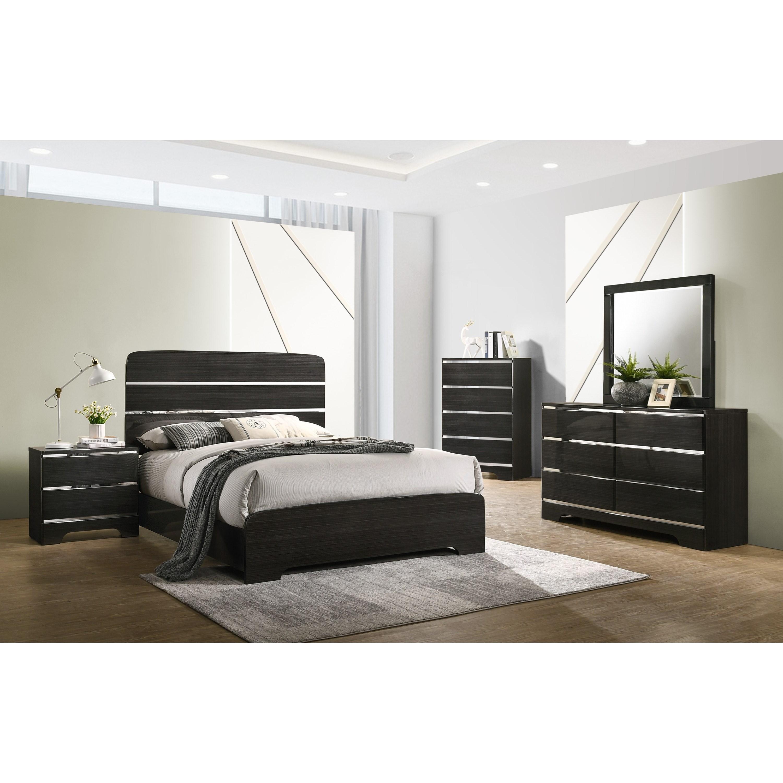 5 Pc Queen Bedroom Group