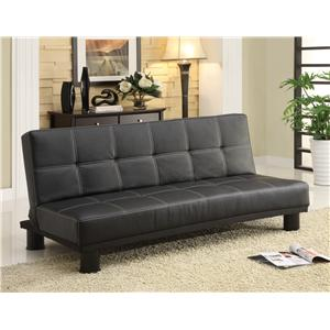 Crown Mark Collin Adjustable Sofa