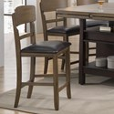 Crown Mark Conner Chair - Item Number: 2849EW-S-24