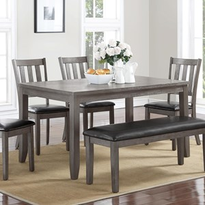 Crown Mark Cosgrove Dining Table