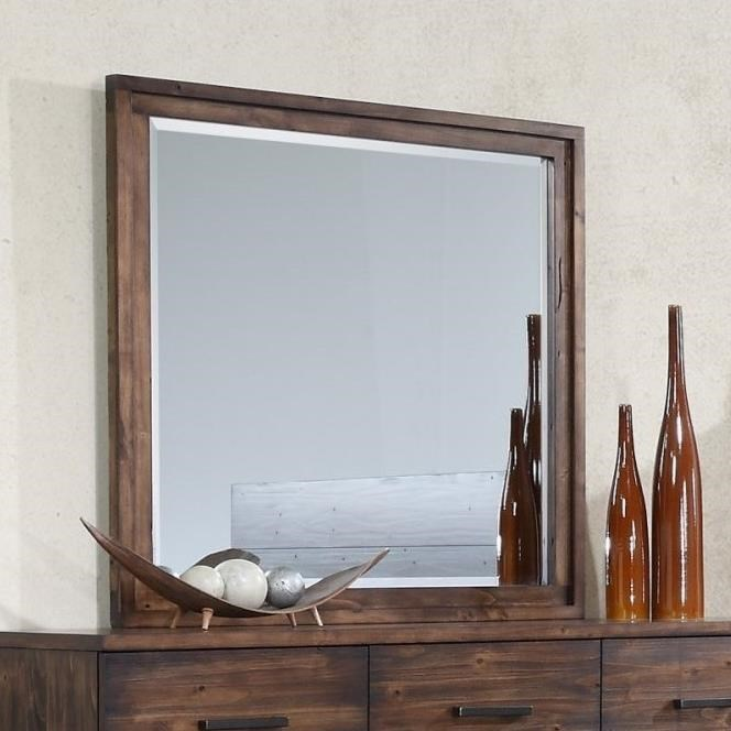 Crown Mark Cranston Dresser Mirror - Item Number: B8200-11